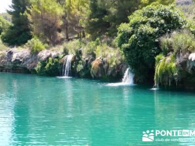 Parque Natural de las Lagunas de Ruidera - Ruidera;hacer senderismo en madrid;rutas de montaña madr